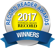 Massage Therapy Record Reader Award Winner